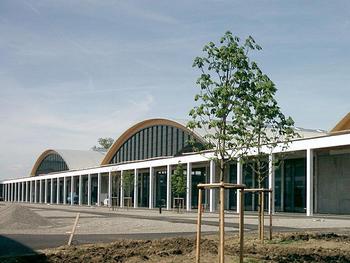 Bauvorhaben: Neue Messe Friedrichshafen Montage Unterkonstruktion und Glas einschl. aller Abdichtungsarbeiten